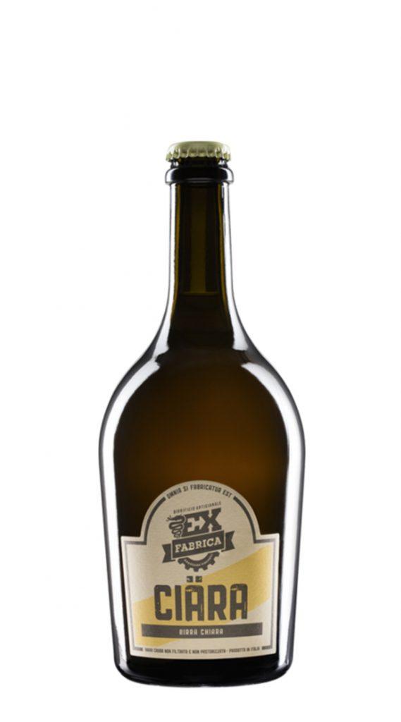BIRRA CIARA lt. 0.75 (Golden Ale)
