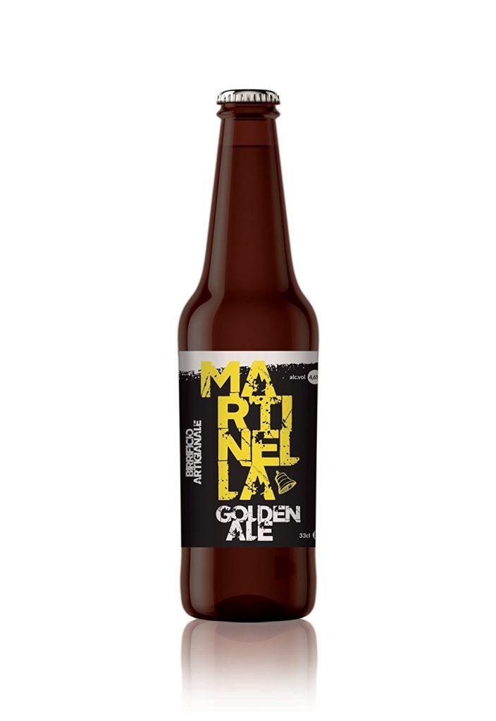 BIRRA MARTINELLA lt. 0.75 (Golden Ale)
