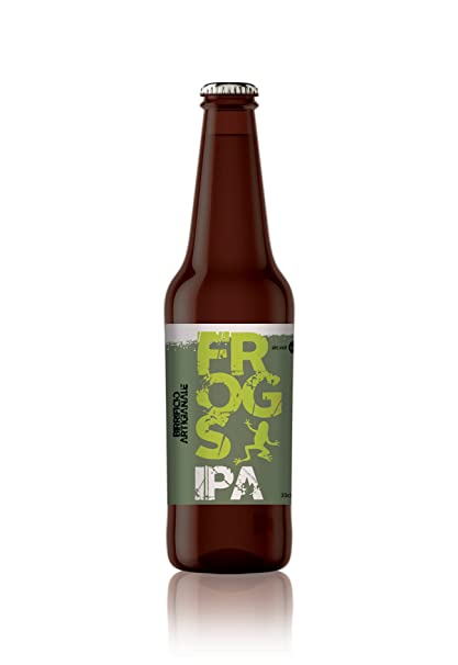 BIRRA FROGS lt. 0.75 (India Pale Ale)
