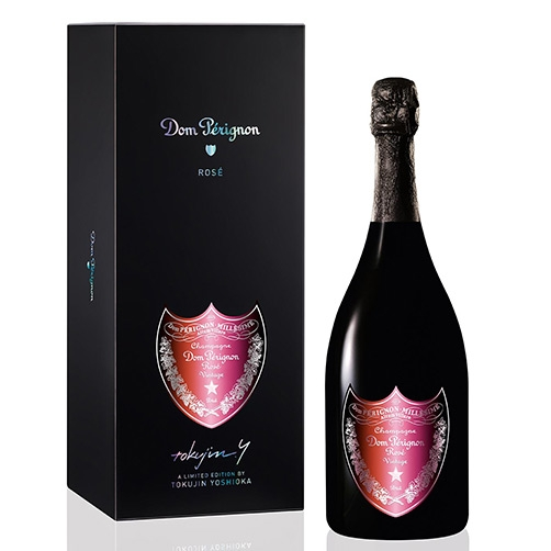 DOM PERIGNON ROSE' by MICHAEL RIEDEL