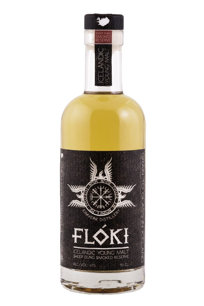 WHISKY FLOKI SHEEP DUNG SMOKED RESERVE Single Malt