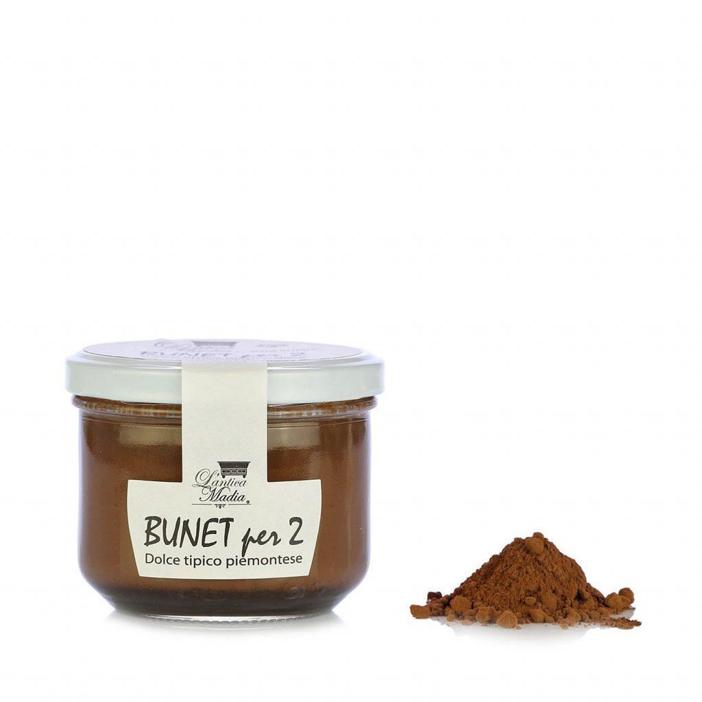 Crema Bunet per 2