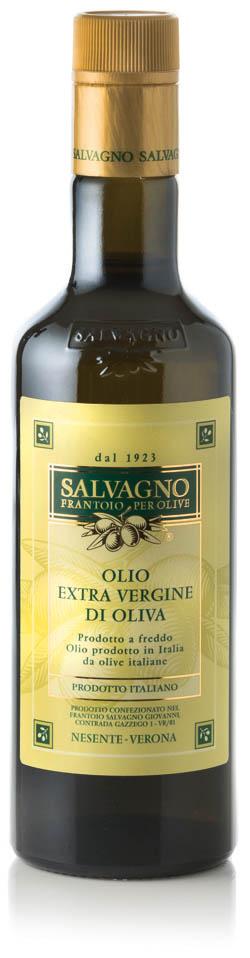 OLIO E.V. DI OLIVA FRANTOIO SALVAGNO