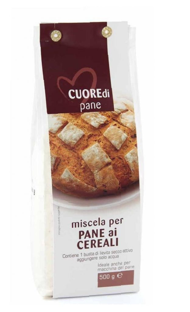 Preparato per Pane ai Cereali