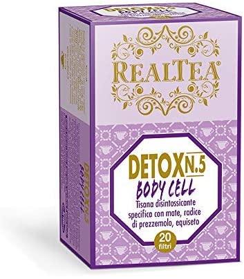 Infuso Detox / Sleep Well / Morning Green / Energy / Digestive – 18 filtri