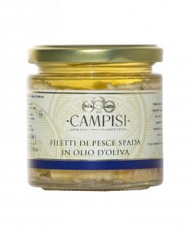 Filetto di Pesce Spada in olio vaso