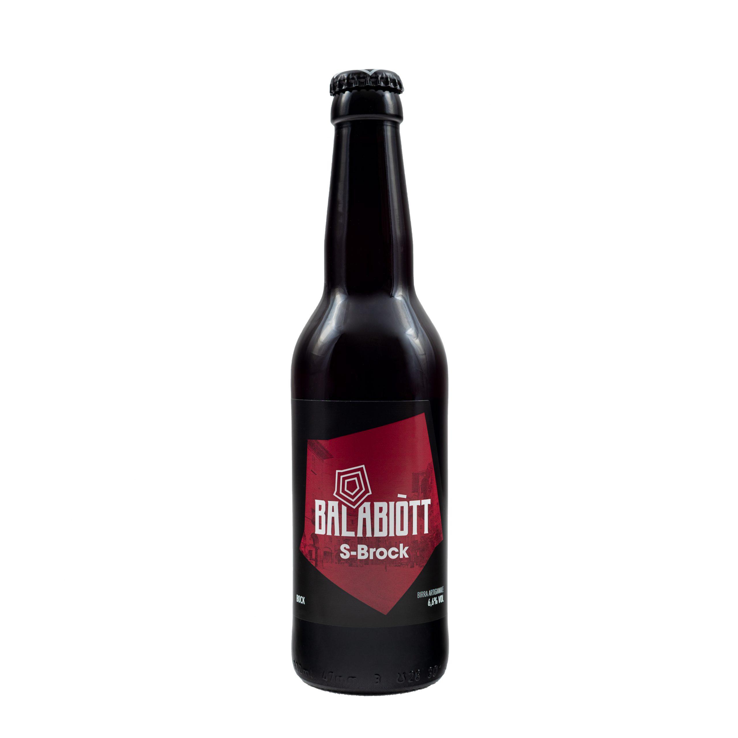 Birra s-brock  lt. 0.33 (Bock)