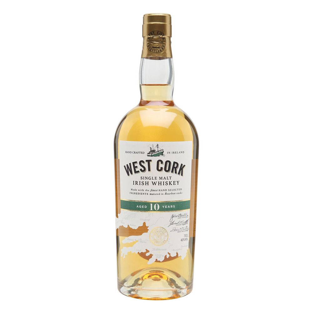 WHISKEY WEST CORK IRISH