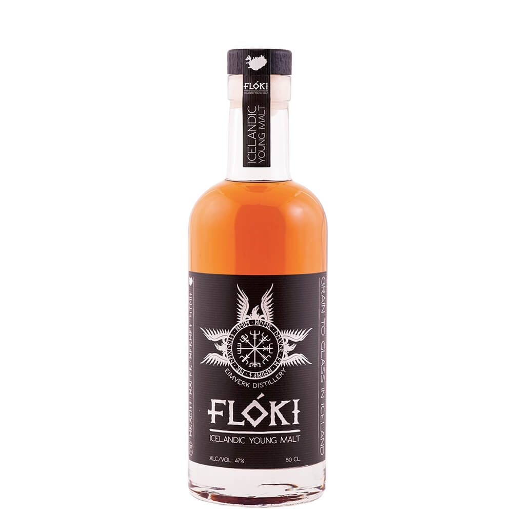 WHISKY FLOKI 1st IMPRESSION Single Malt ISLANDA