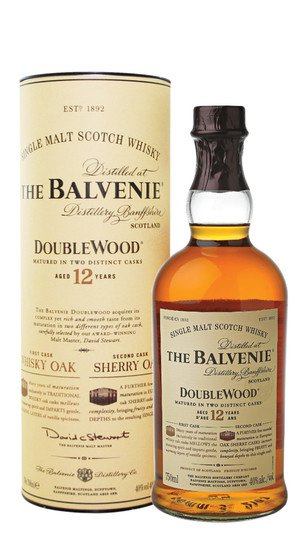 WHISKY THE BALVENIE 12 y.o. SINGLE BARREL