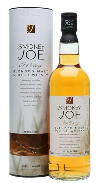WHISKY SMOKEY JOE ISLAY MALT SCOTCH