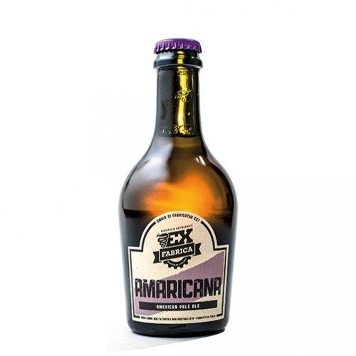 BIRRA AMARICANA lt. 0.33 (American Pale Ale)