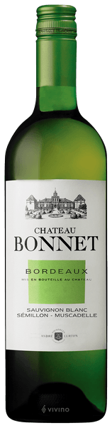 BORDEAUX BLANC CHATEAU BONNET