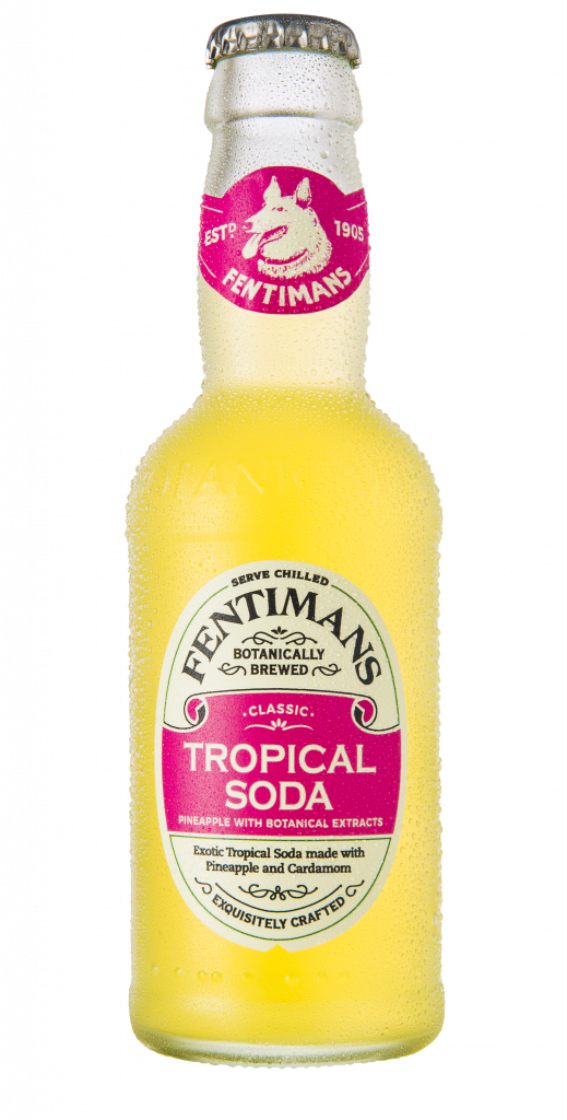 TROPICAL SODA FENTIMANS