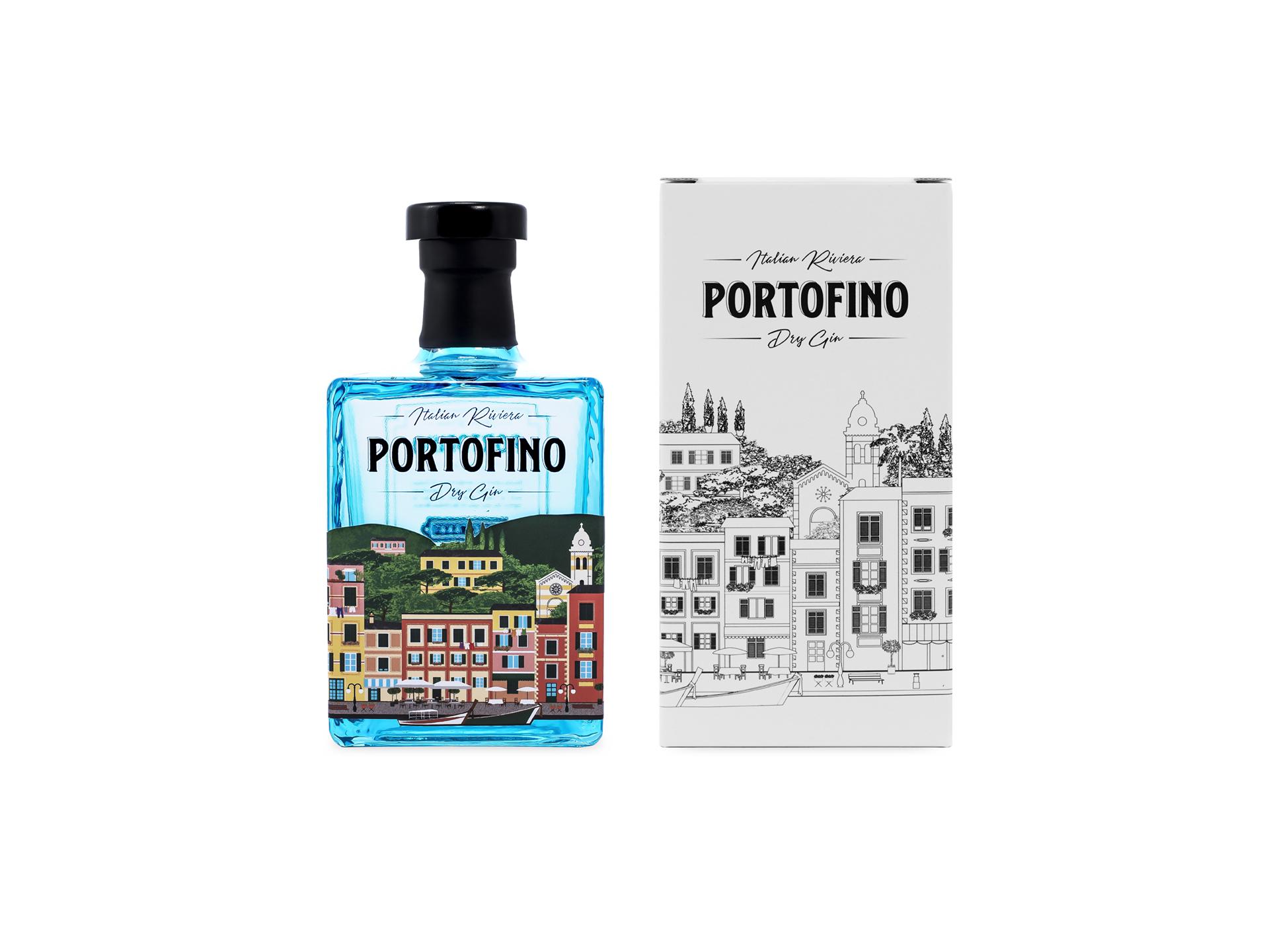 GIN PORTOFINO