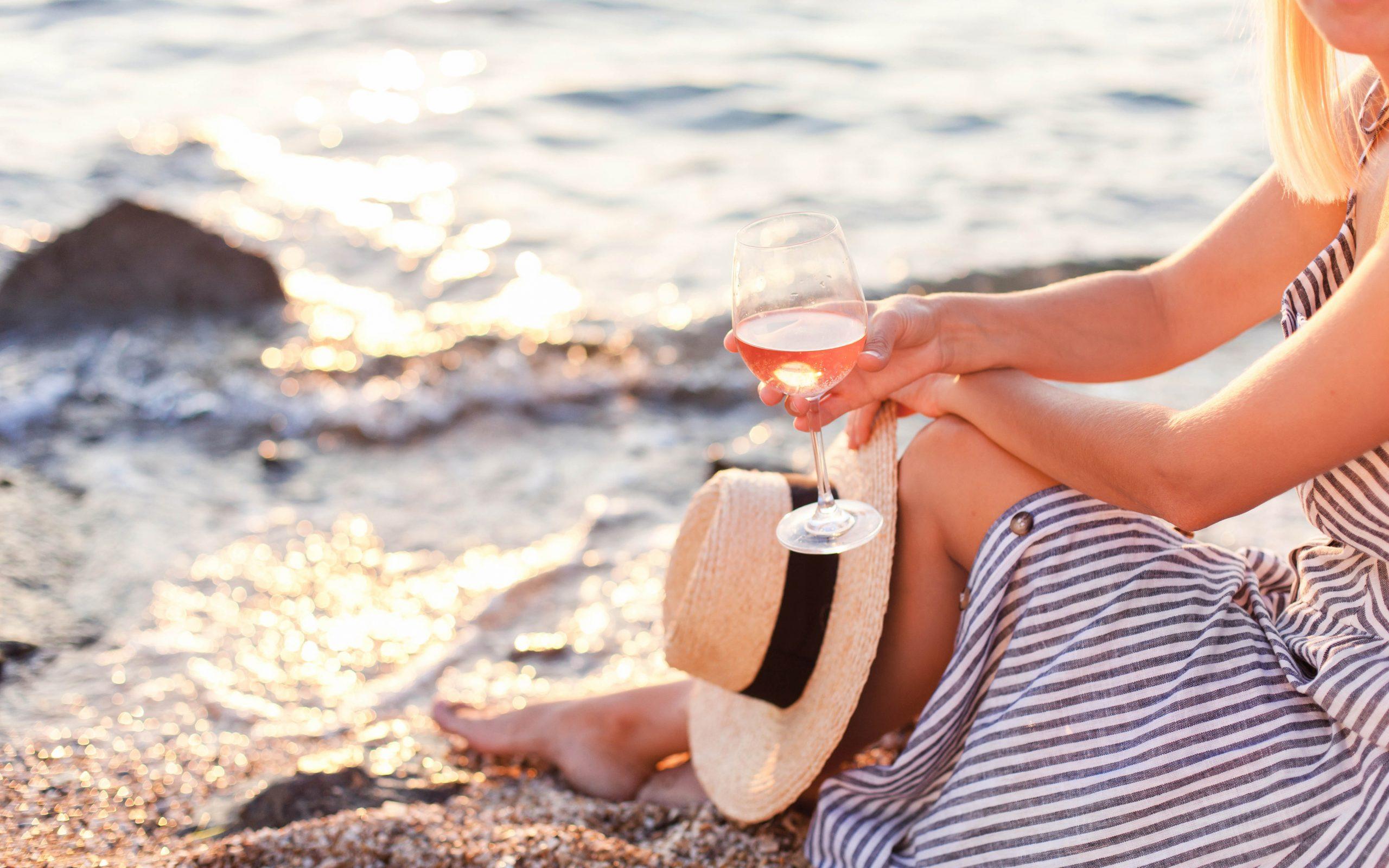 Estate e caldo: quale vino scegliere?