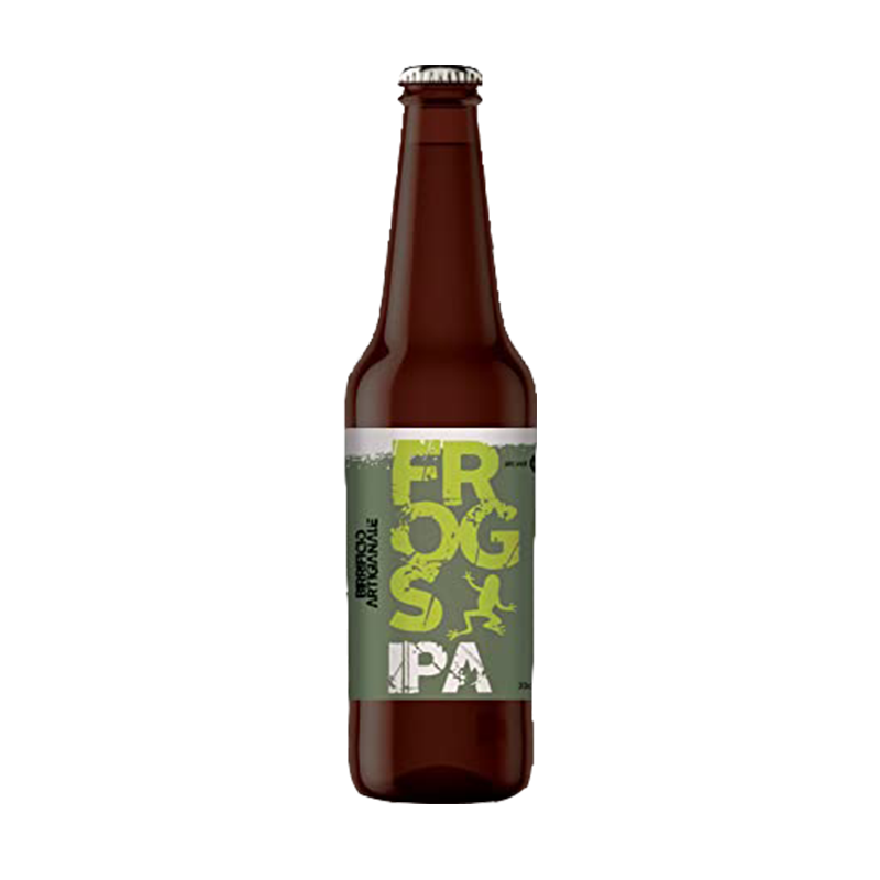 BIRRA FROGS LT. 0,33 (India Pale Ale)