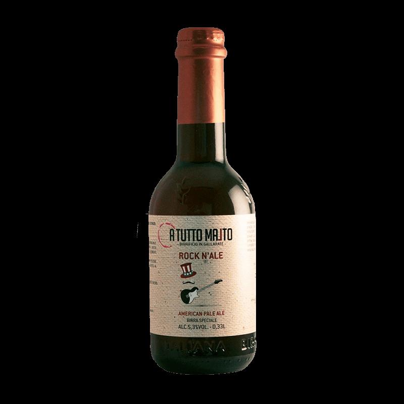BIRRA ROCK N' ALE lt. 0.75 (American Pale Ale)