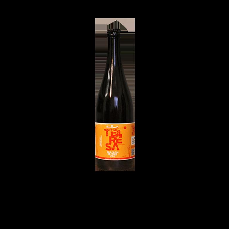 BIRRA TERESA lt 0.75 (Belgian Ale)