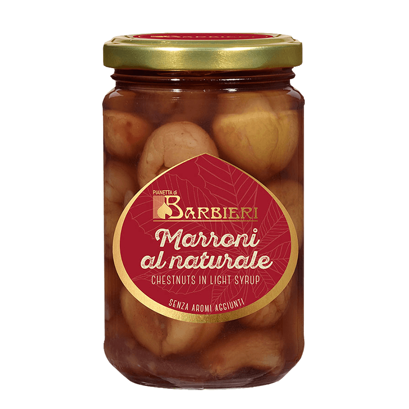 MARRONI AL NATURALE BARBIERI