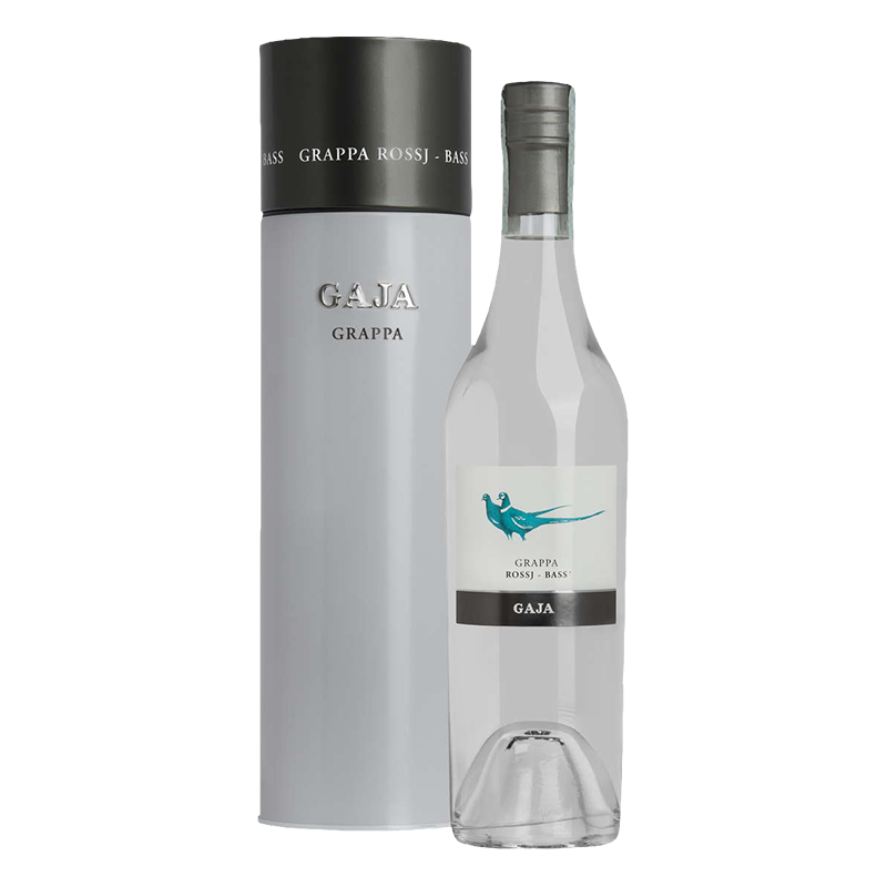 GRAPPA ROSSJ BASS GAJA