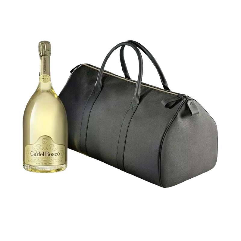 CA' DEL BOSCO CUVEE PRESTIGE JEROBOAM in Weekend Bag