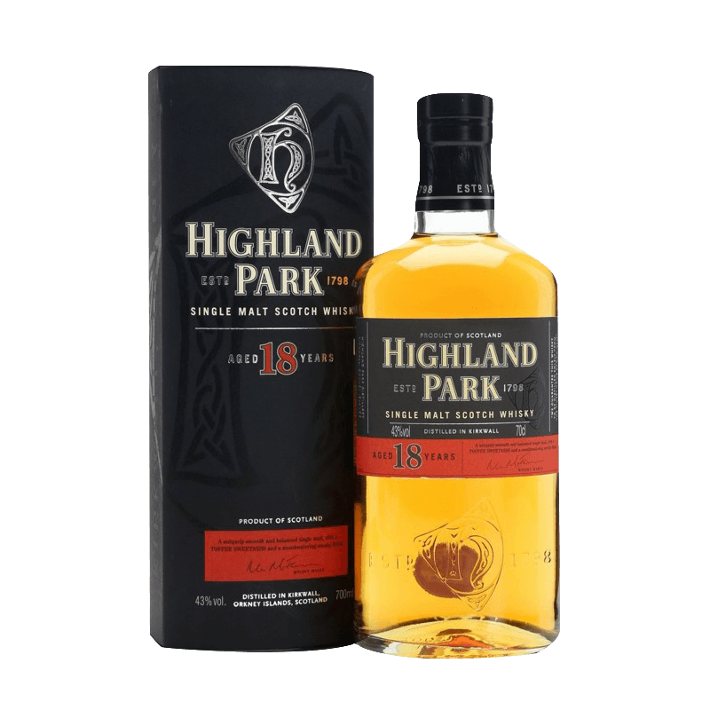 WHISKY 18Y HIGHLAND PARK