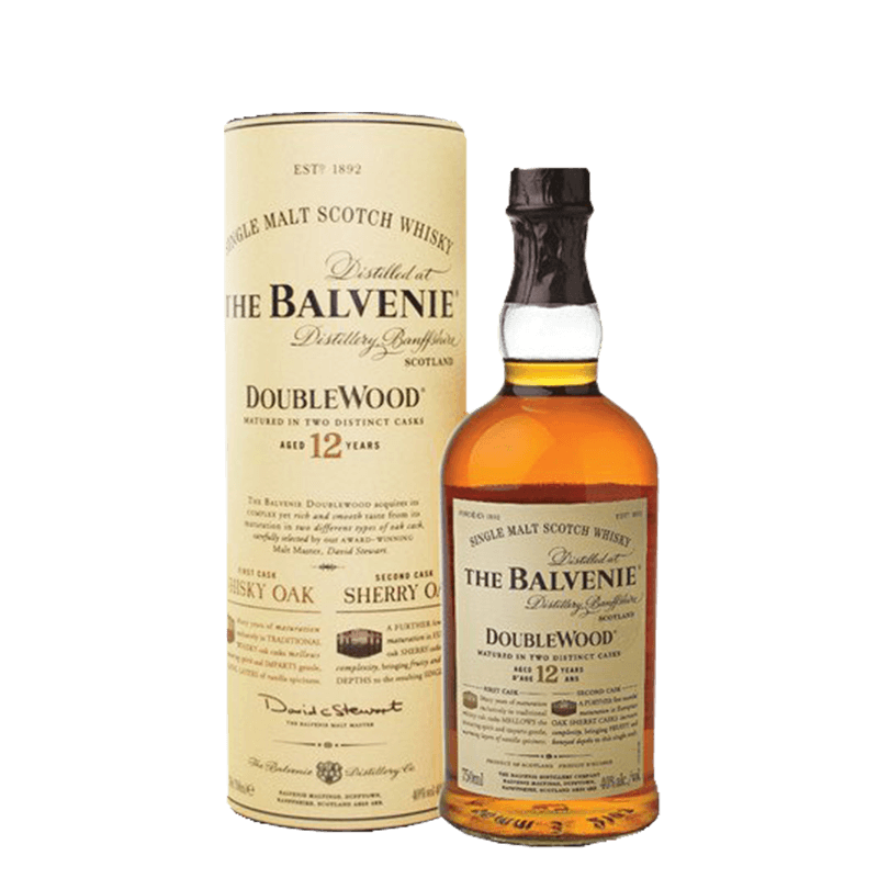 WHISKY 12 Y SINGLE BARREL BALVENIE