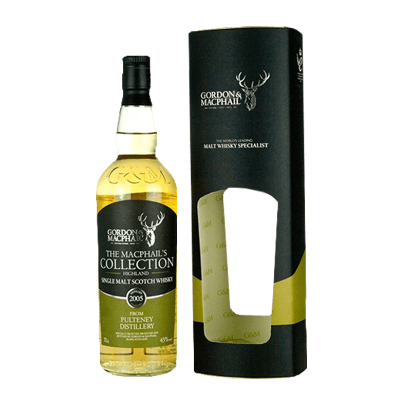 WHISKY PULTENEY 2005 Con. Choice