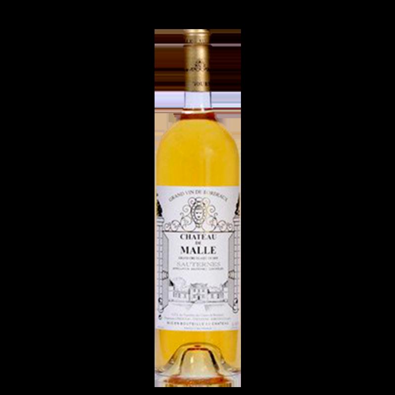 SAUTERNES CHATEAU DE MALLE lt. 0.375