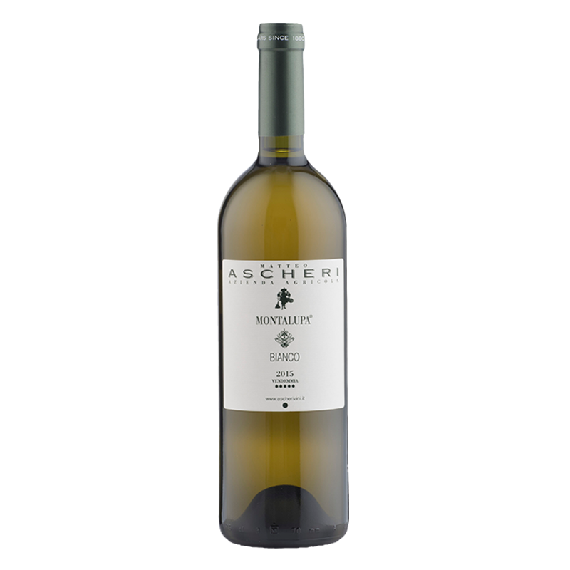 LANGHE BIANCO DOC MONTALUPA  – VIOGNIER
