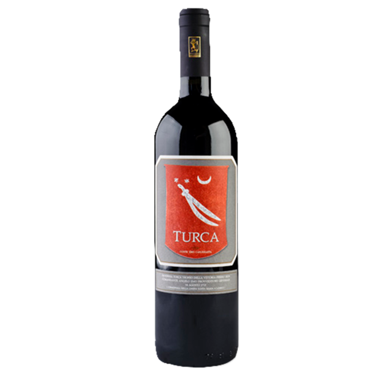"""Vino Rosso """"Turca"""" – La Montecchia"""