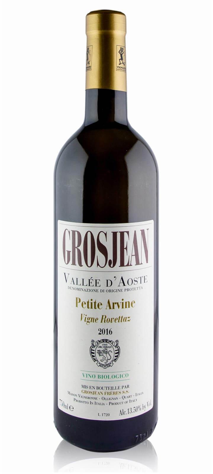 """Petite Arvine """"Vigne Rovettaz"""""""