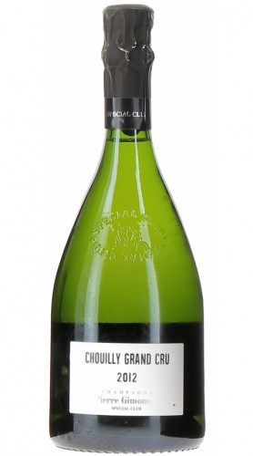 CHAMPAGNE SPECIAL CLUB CHOUILLY GRAND CRU