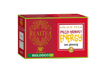 INFUSO ENERGY 18 filtri THE REALTEA