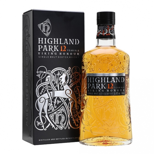WHISKEY 12Y (IN ASTUCCIO) HIGHLAND PARK
