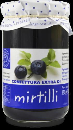 CONFETTURA DI MIRTILLI