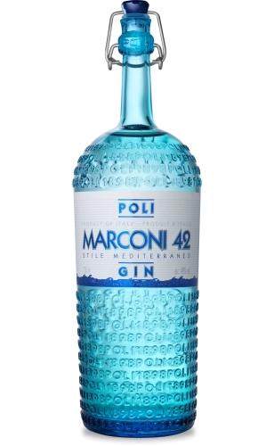 GIN MARCONI 42 MEDITERRANEO