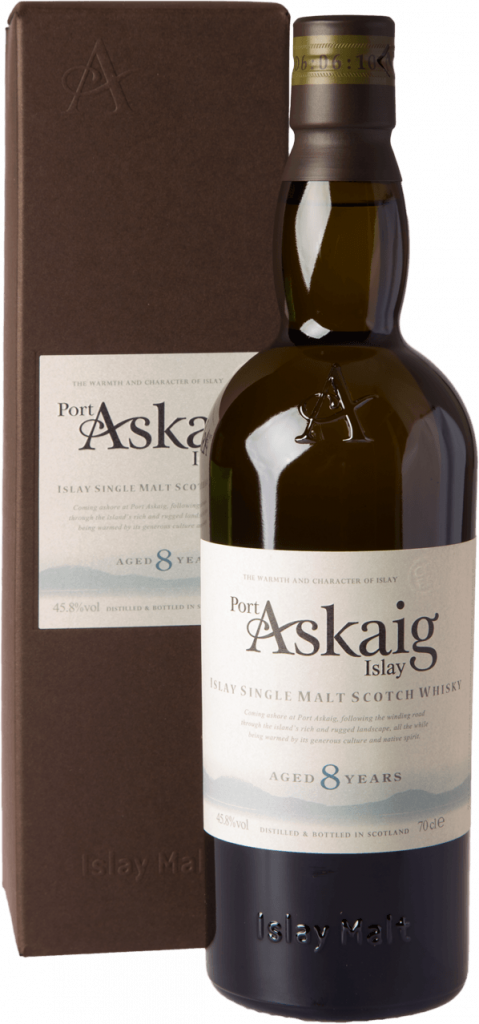 WHISKY PORT ASKAIG 8y ISLAY