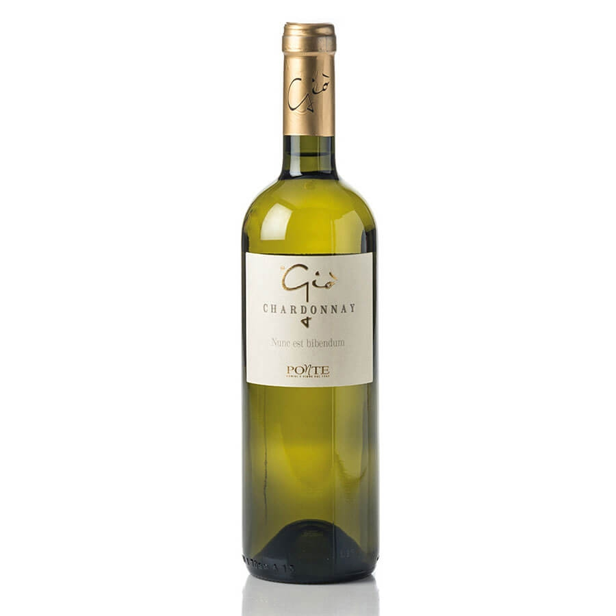Chardonnay Veneto IGP Viticoltori Ponte cl 75