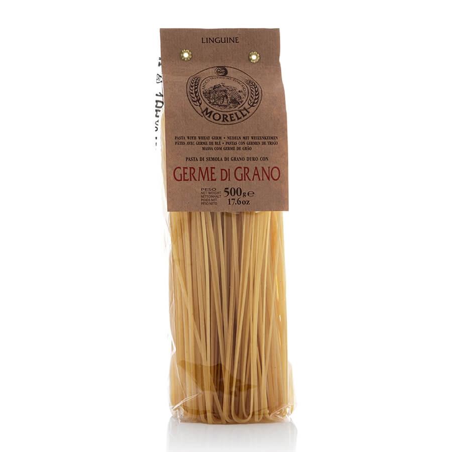 Pasta Linguine con Germe di Grano Pastificio Morelli g 500