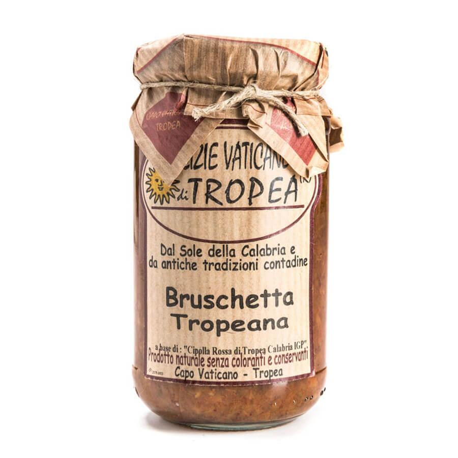 Bruschetta Tropeana Delizie Vaticane g 180