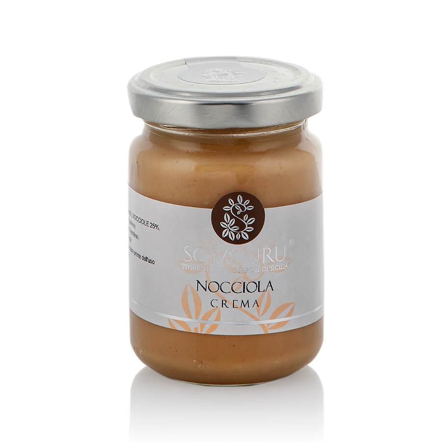 Crema di Nocciole Scyavuru g 150