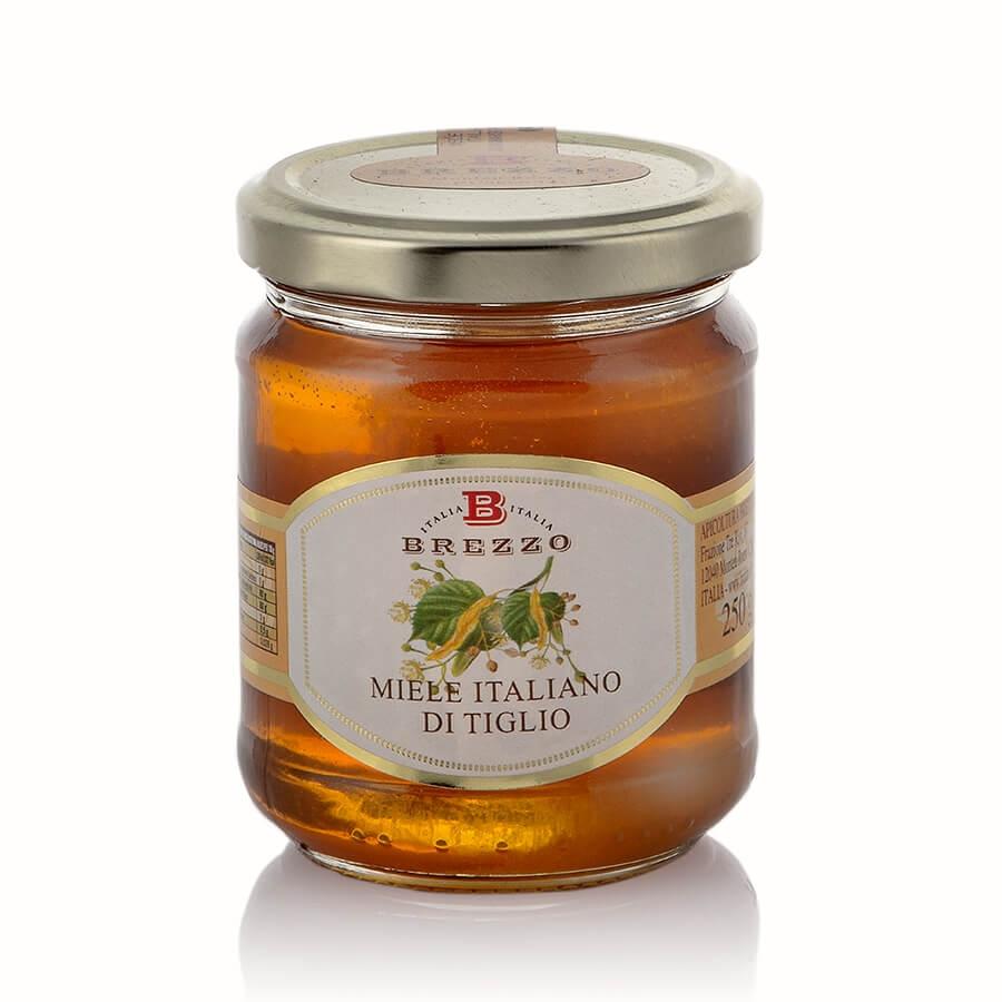 Miele Italiano di Tiglio Brezzo g 250