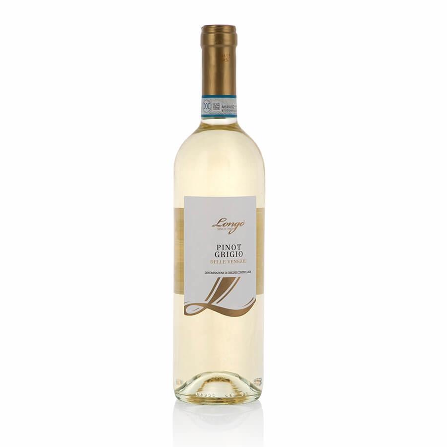 "Pinot Grigio delle Venezie IGT Longo ""Since 1961"" cl 75"