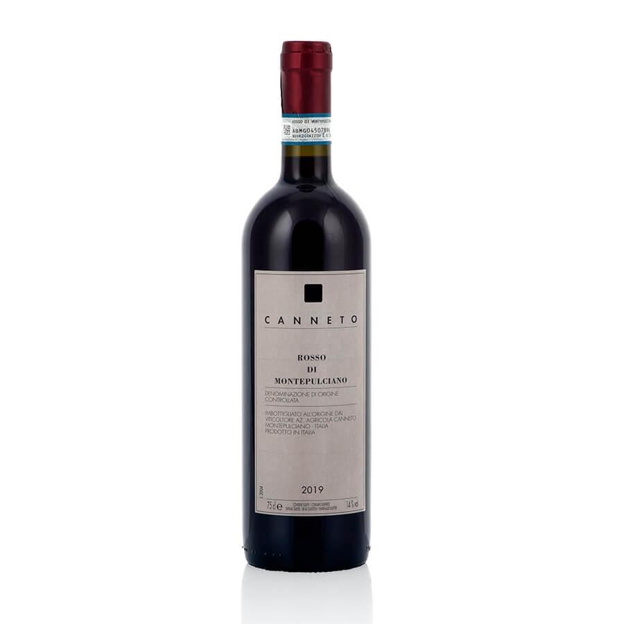 Rosso di Montepulciano DOC Biologico Canneto cl 75
