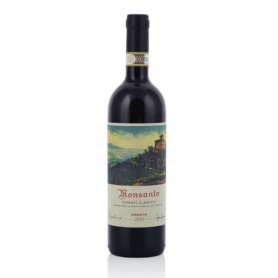 Chianti Classico DOCG Castello di Monsanto Due bottiglie da cl 75