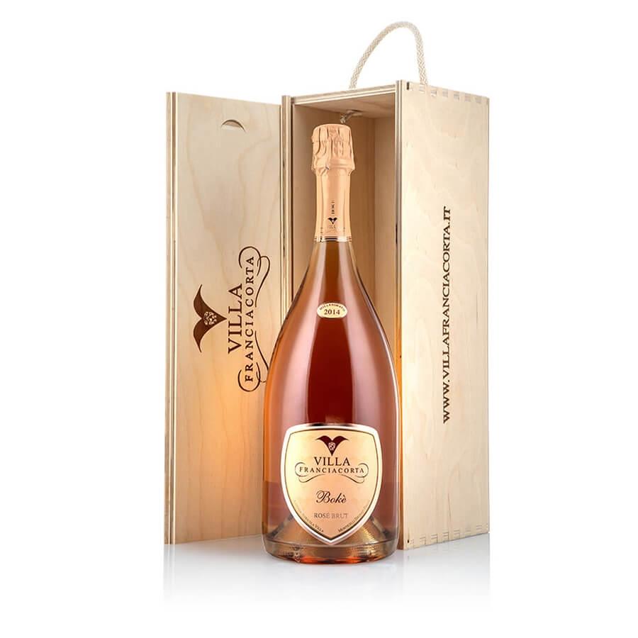 Franciacorta DOCG Bokè Rosè Brut Millesimato Magnum cl 150