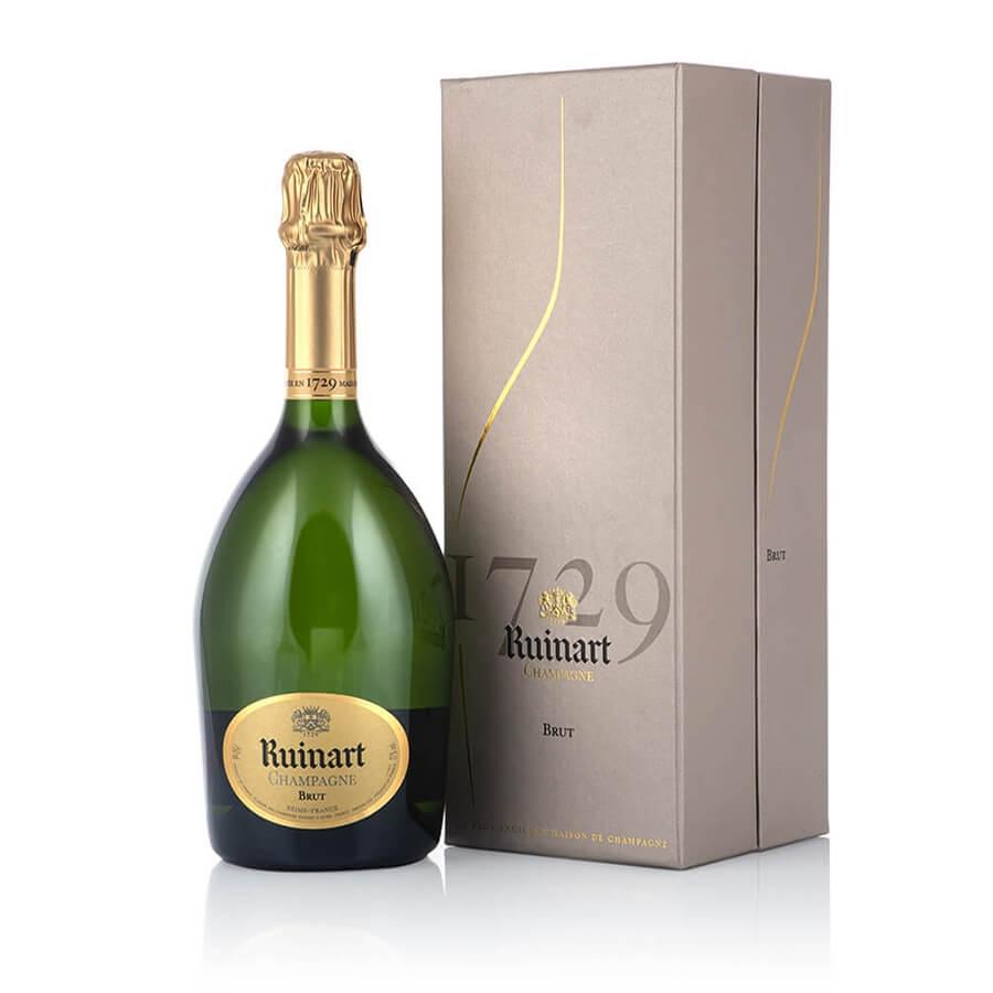 """Champagne Brut – """"R"""" Ruinart"""