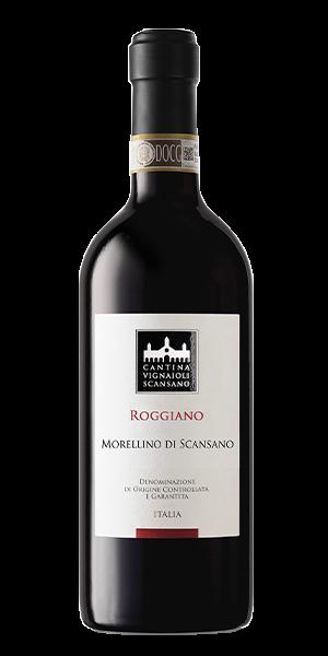 """MORELLINO DI SCANSANO DOCG """"ROGGIANO"""""""